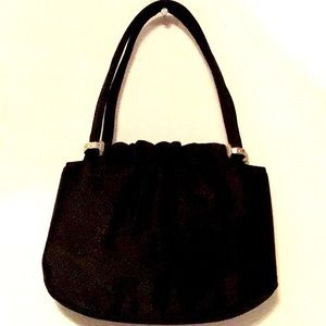ande Bags - Vintage Ande black evening bag